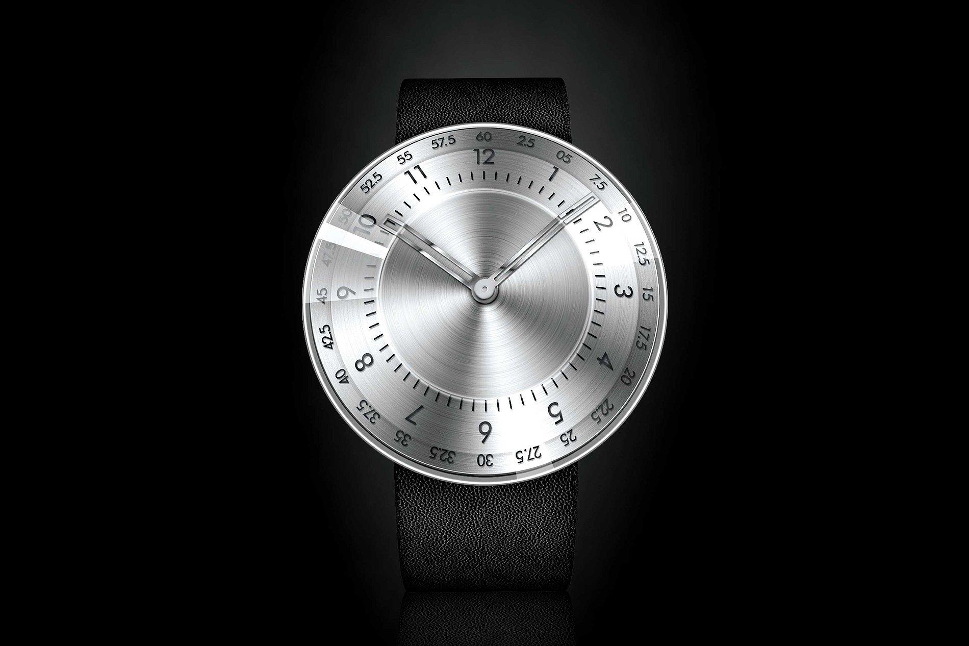 Innovative 3D Crystal Watch | Red Dot Design Award