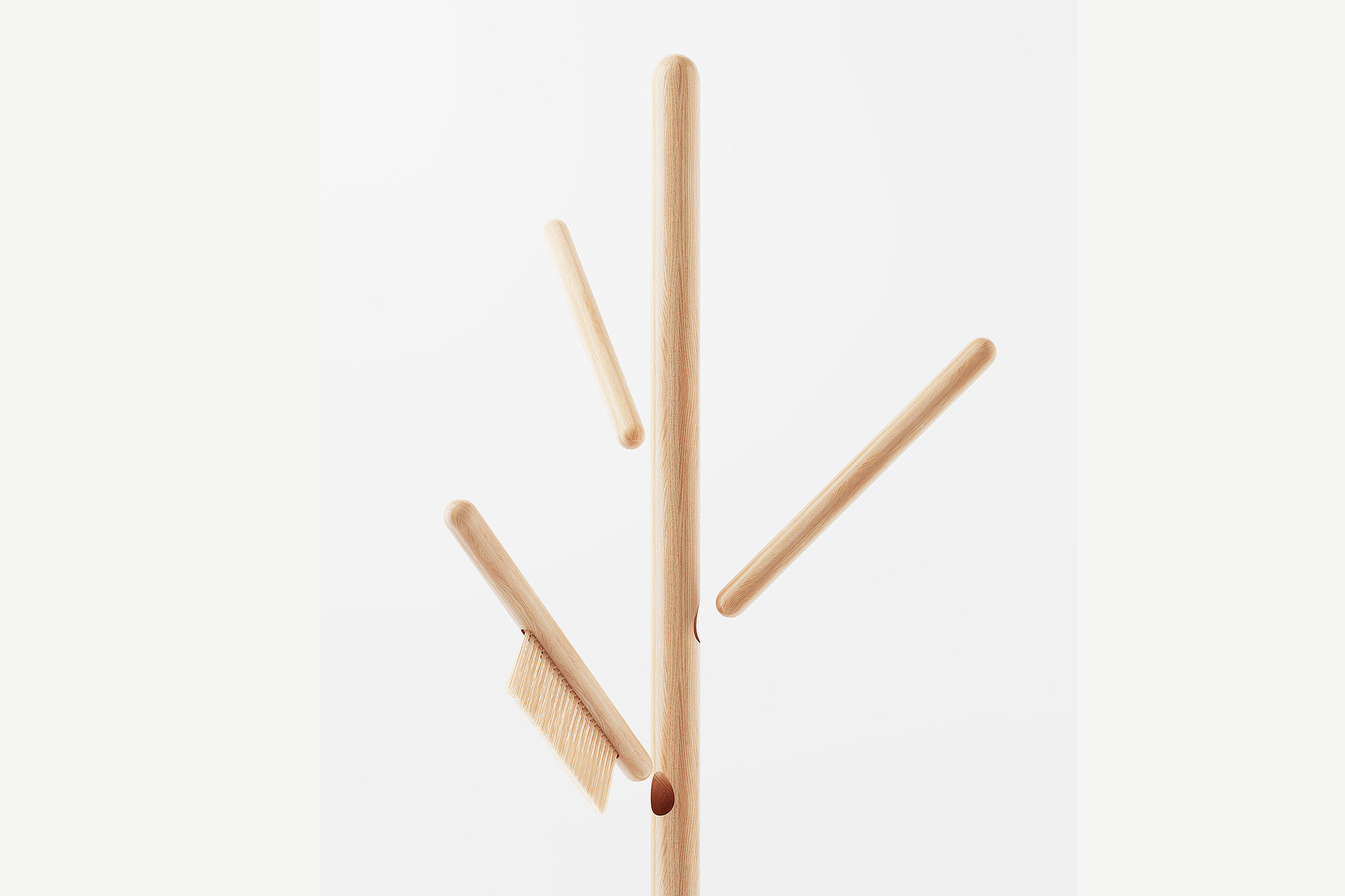Brush Hanger | Red Dot Design Award