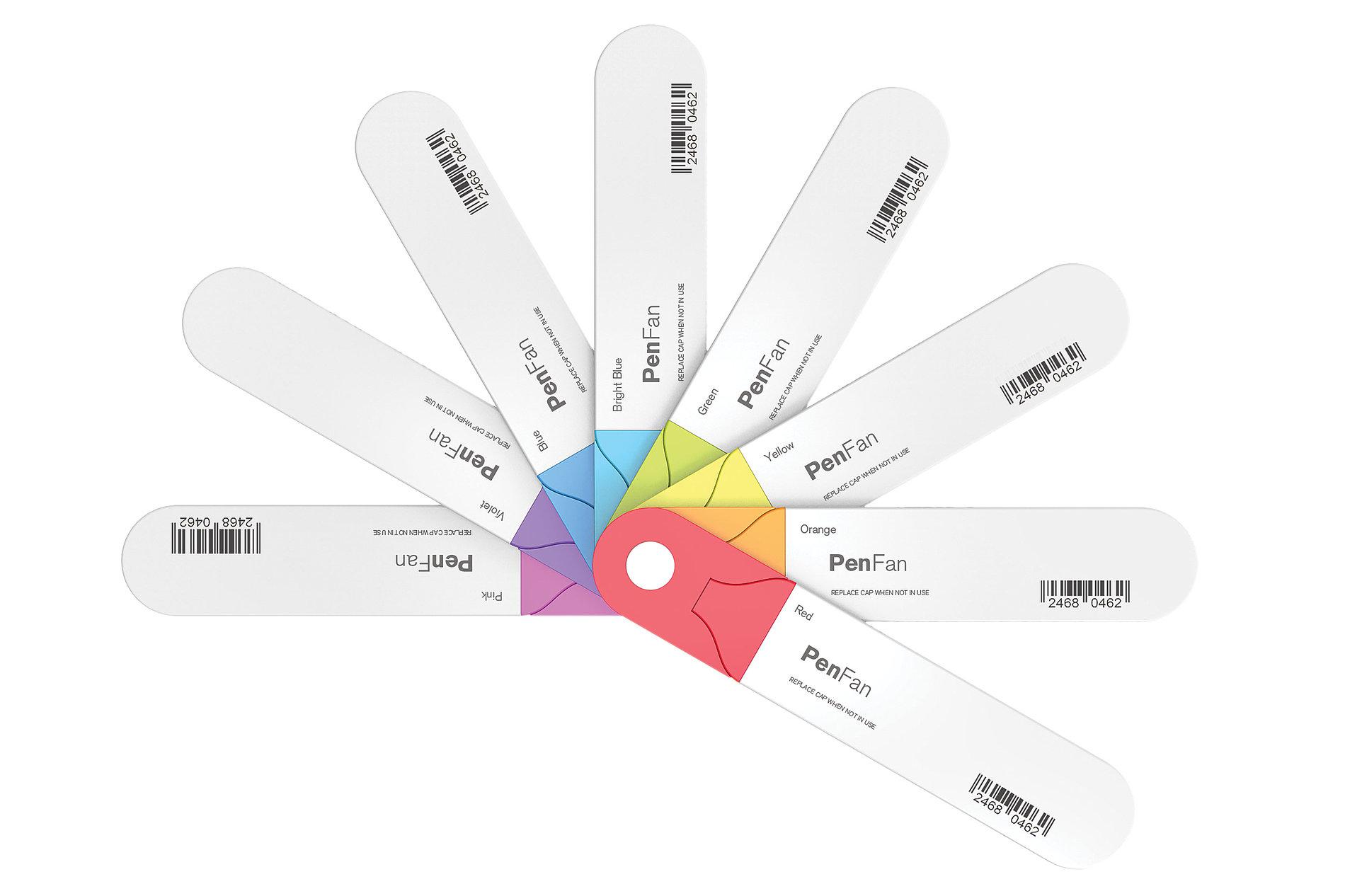 Pen Fan | Red Dot Design Award