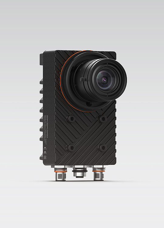 Smart Vision Camera For Factory Automation | Red Dot Design Award