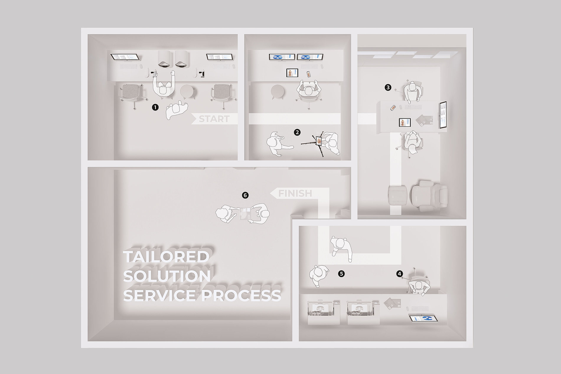 IOPE Tailored Solution | Red Dot Design Award