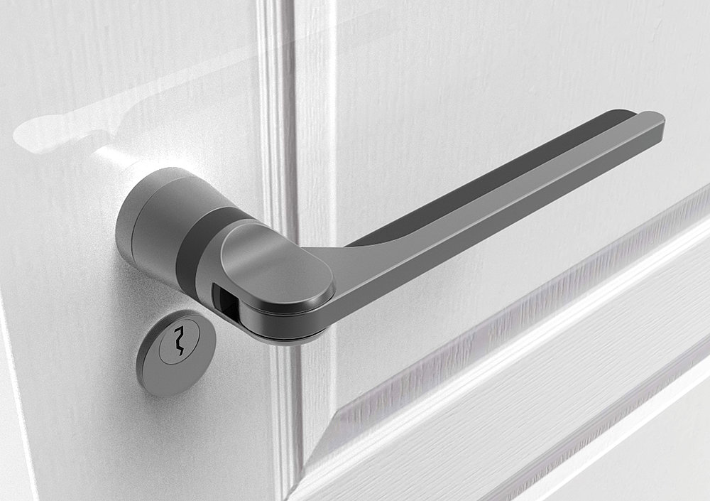 Anti-Pinch Door Handle | Red Dot Design Award