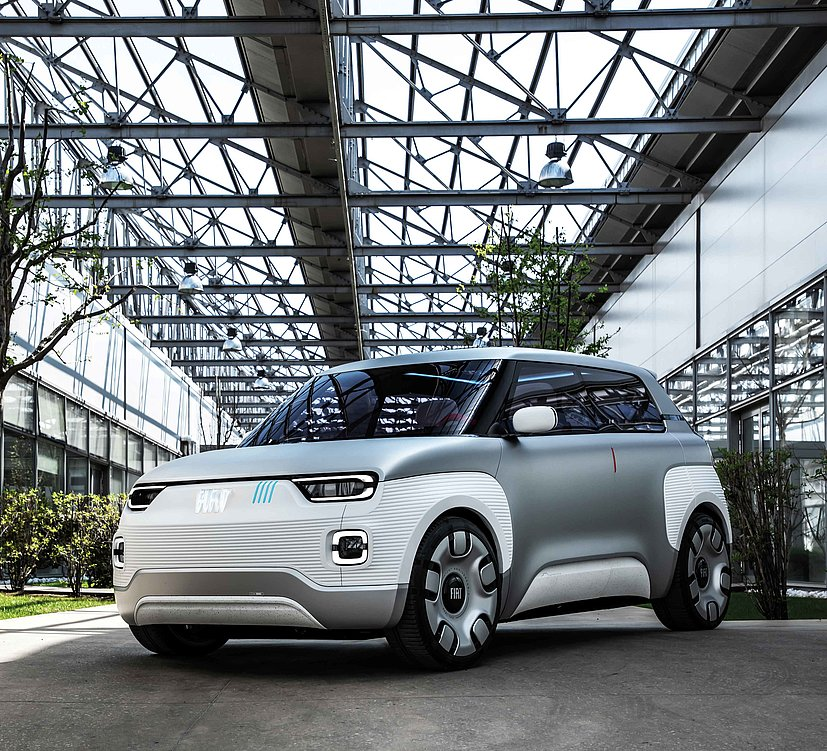 Fiat Concept Centoventi | Red Dot Design Award