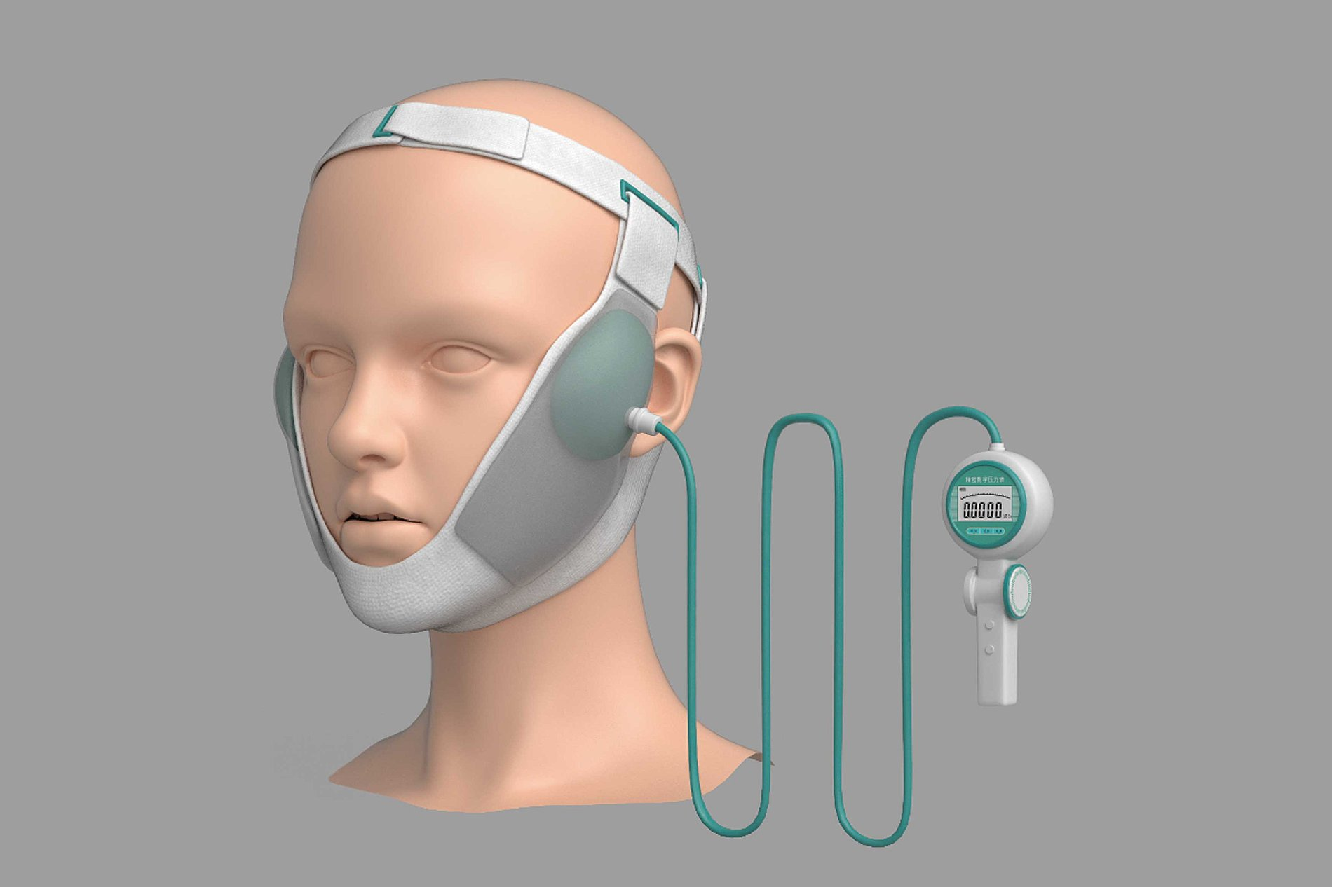 Pressurised Medical Face Mask | Red Dot Design Award