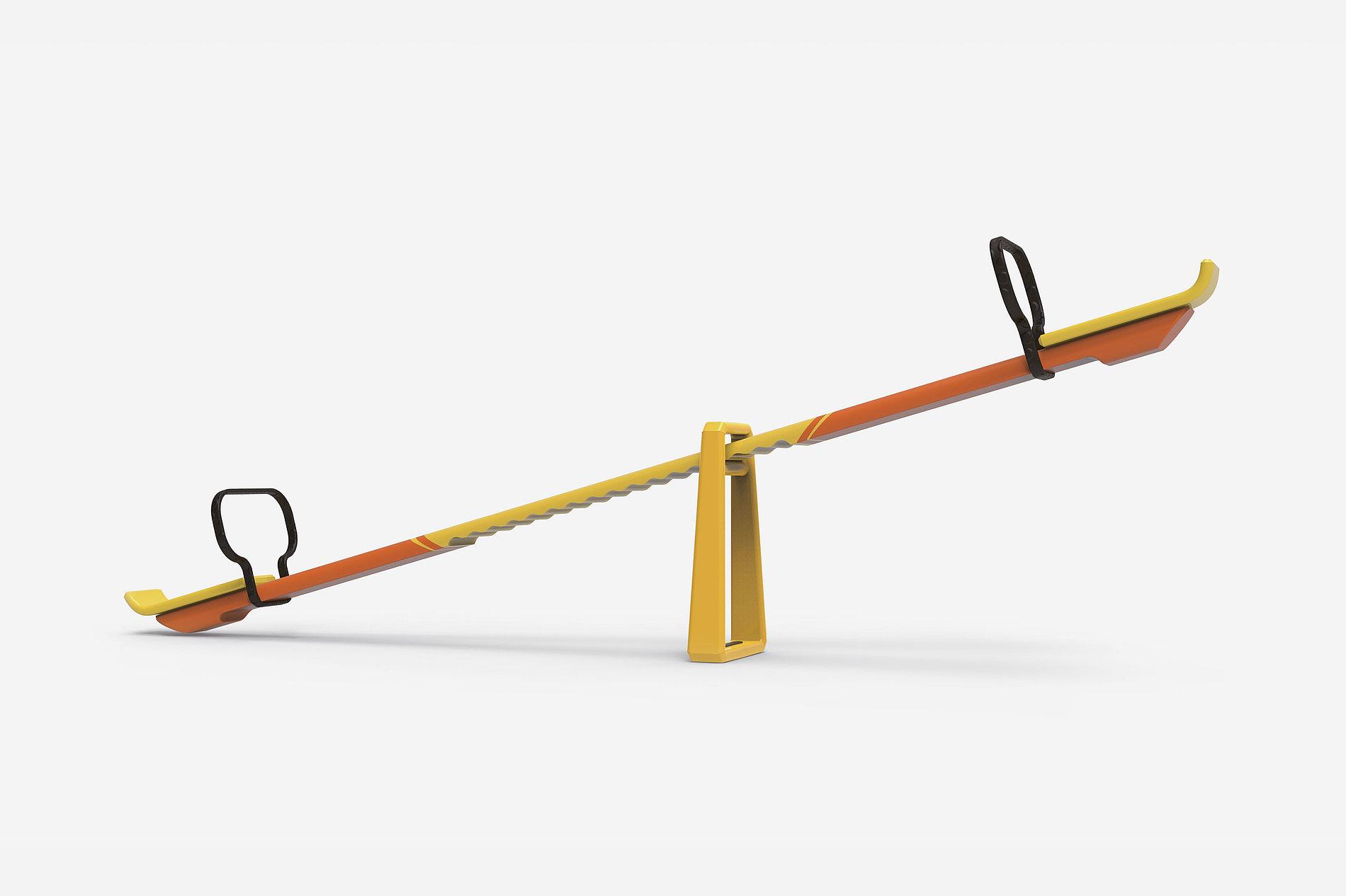 Parenting Adjustable Pivot Seesaw | Red Dot Design Award