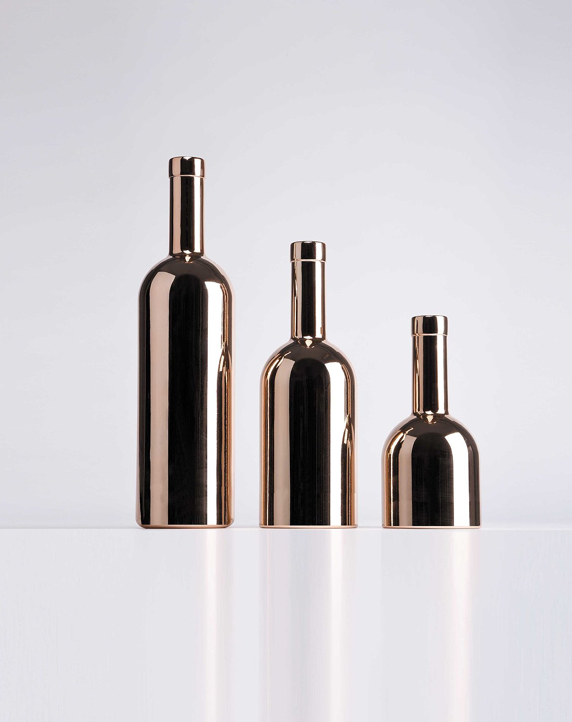 Trisection Winebottle Design | Red Dot Design Award