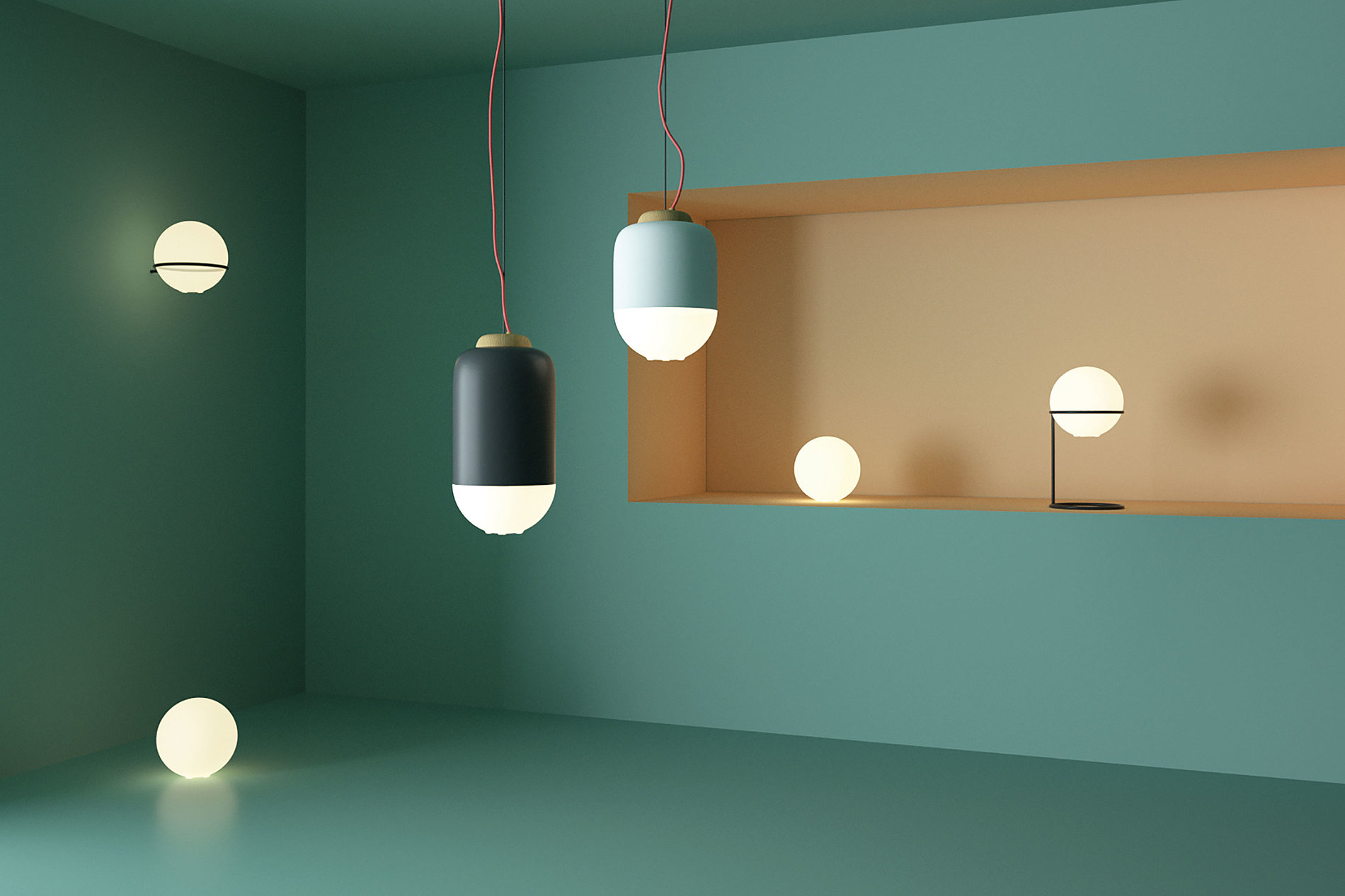 Light Ball Lamp | Red Dot Design Award