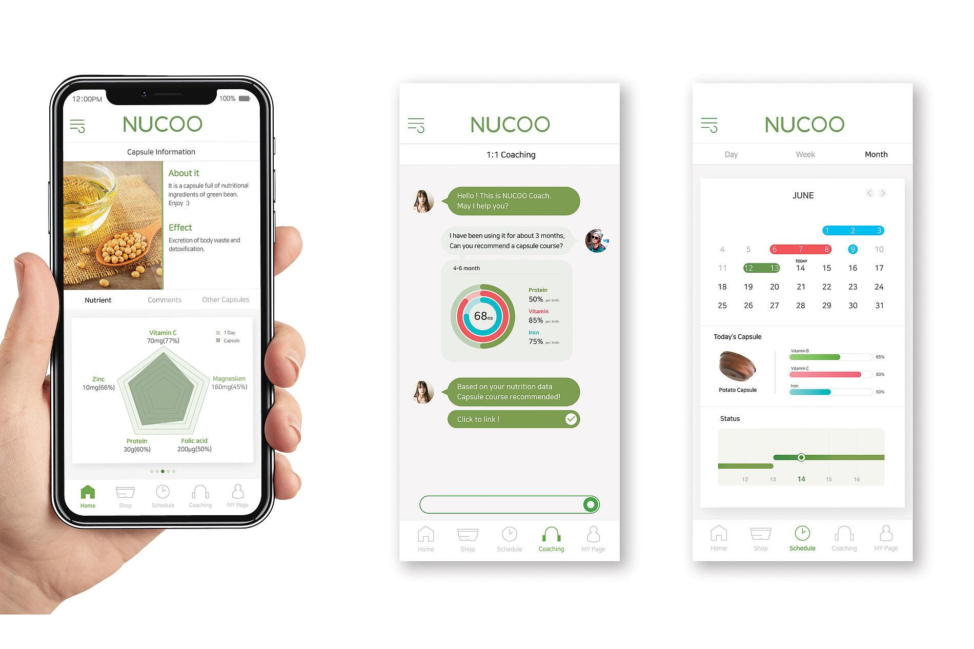 NUCOO | Red Dot Design Award