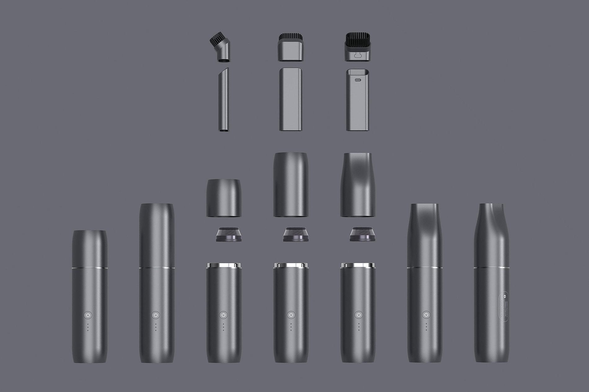 Portable Vacuum Cleaner | Red Dot Design Award