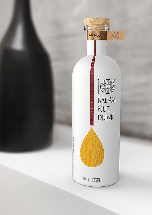 Merryt Badam Nut Drink | Red Dot Design Award