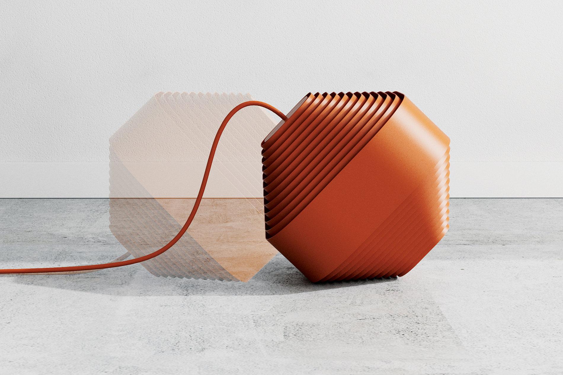 OCTA Space Heater | Red Dot Design Award