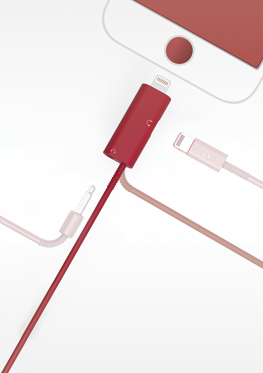 Adapter Charging Line | Red Dot Design Award