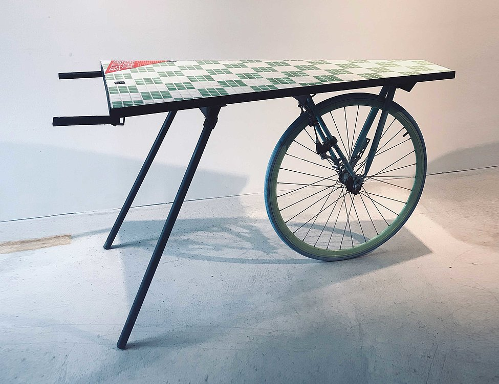 Bike-Table | Red Dot Design Award