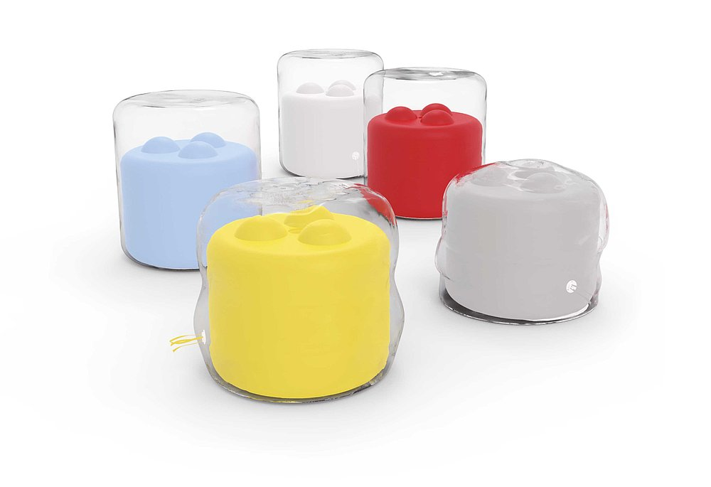 Breezing Stools | Red Dot Design Award