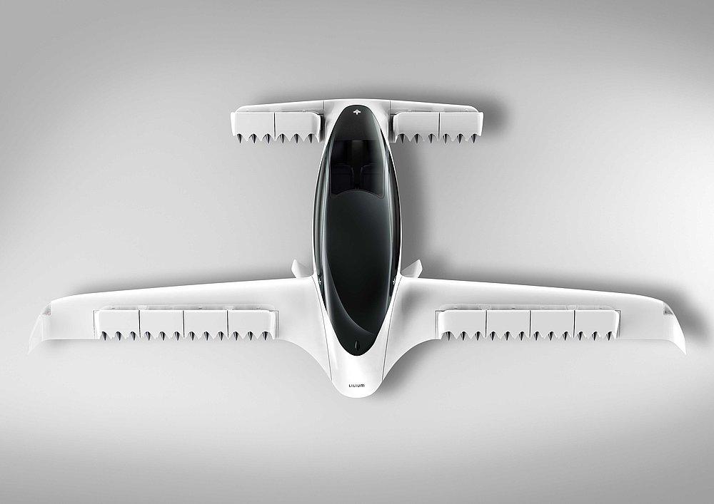 Lilium Jet | Red Dot Design Award
