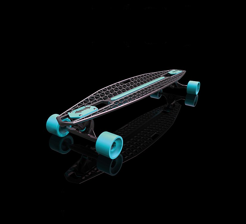 Lightweight  Skateboard | Red Dot Design Award