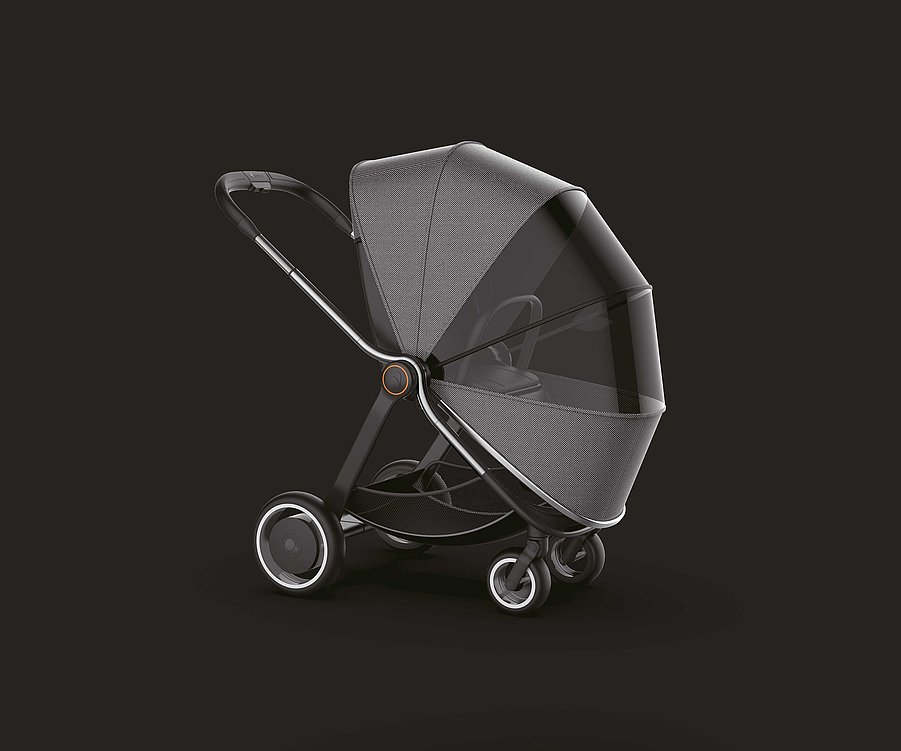 Smart Intelligent Stroller | Red Dot Design Award