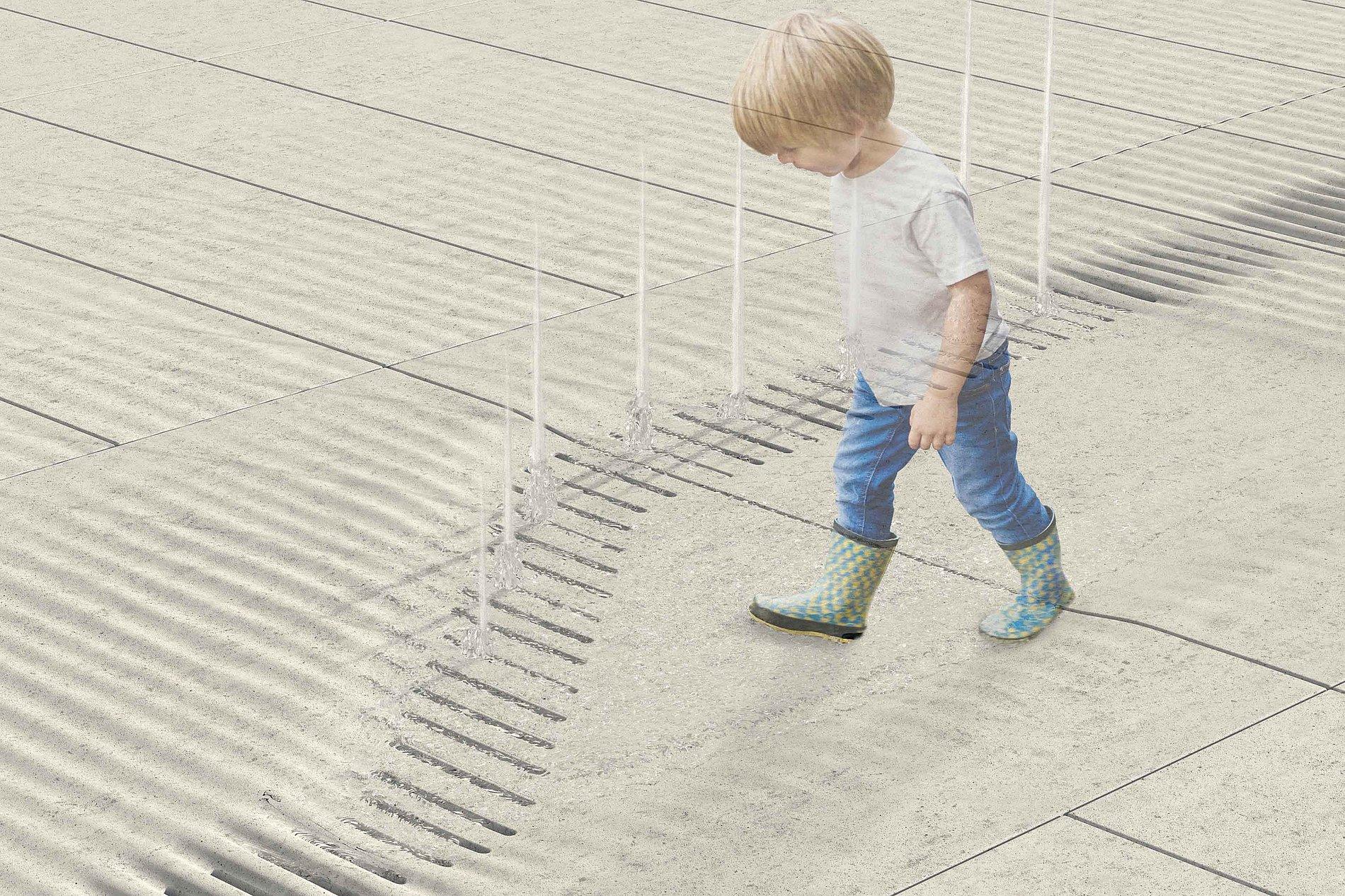 RESEAU, urban water management | Red Dot Design Award