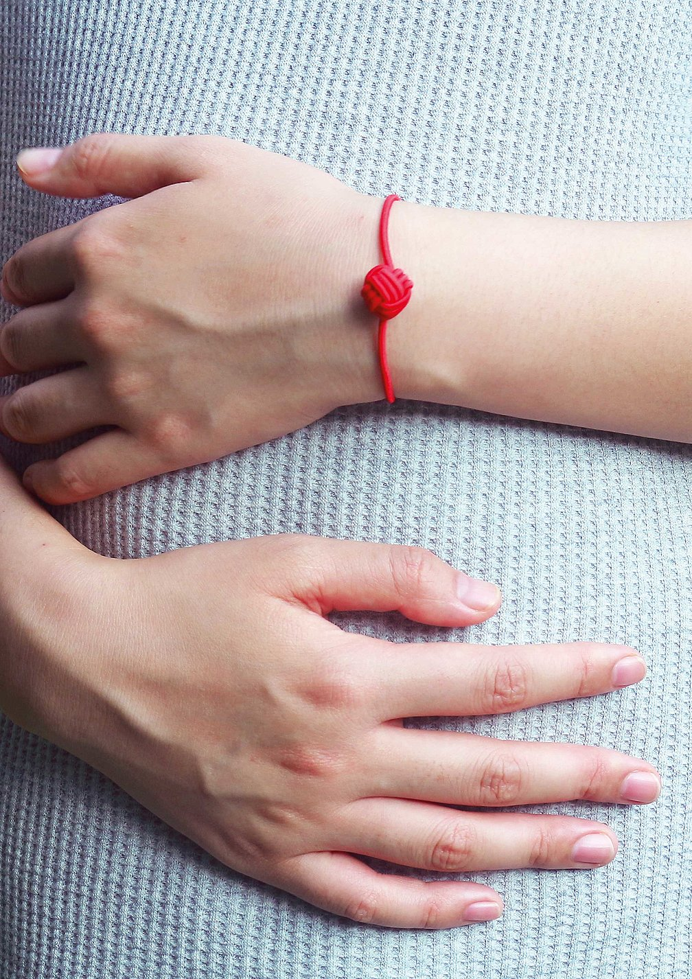 Braided Ring For Pregnant Woman | Red Dot Design Award