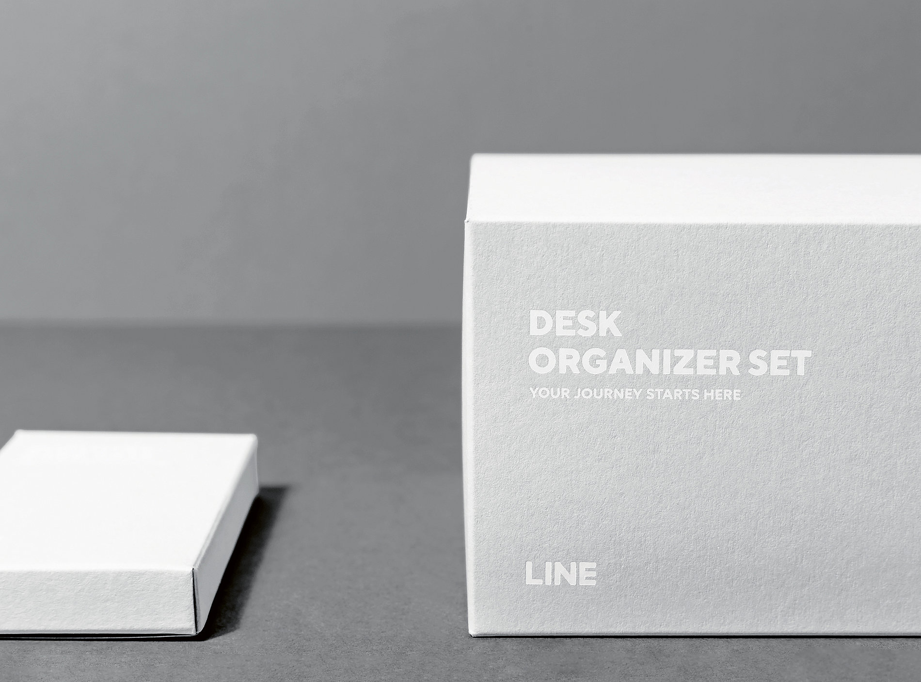 LINE Welcome Kit | Red Dot Design Award