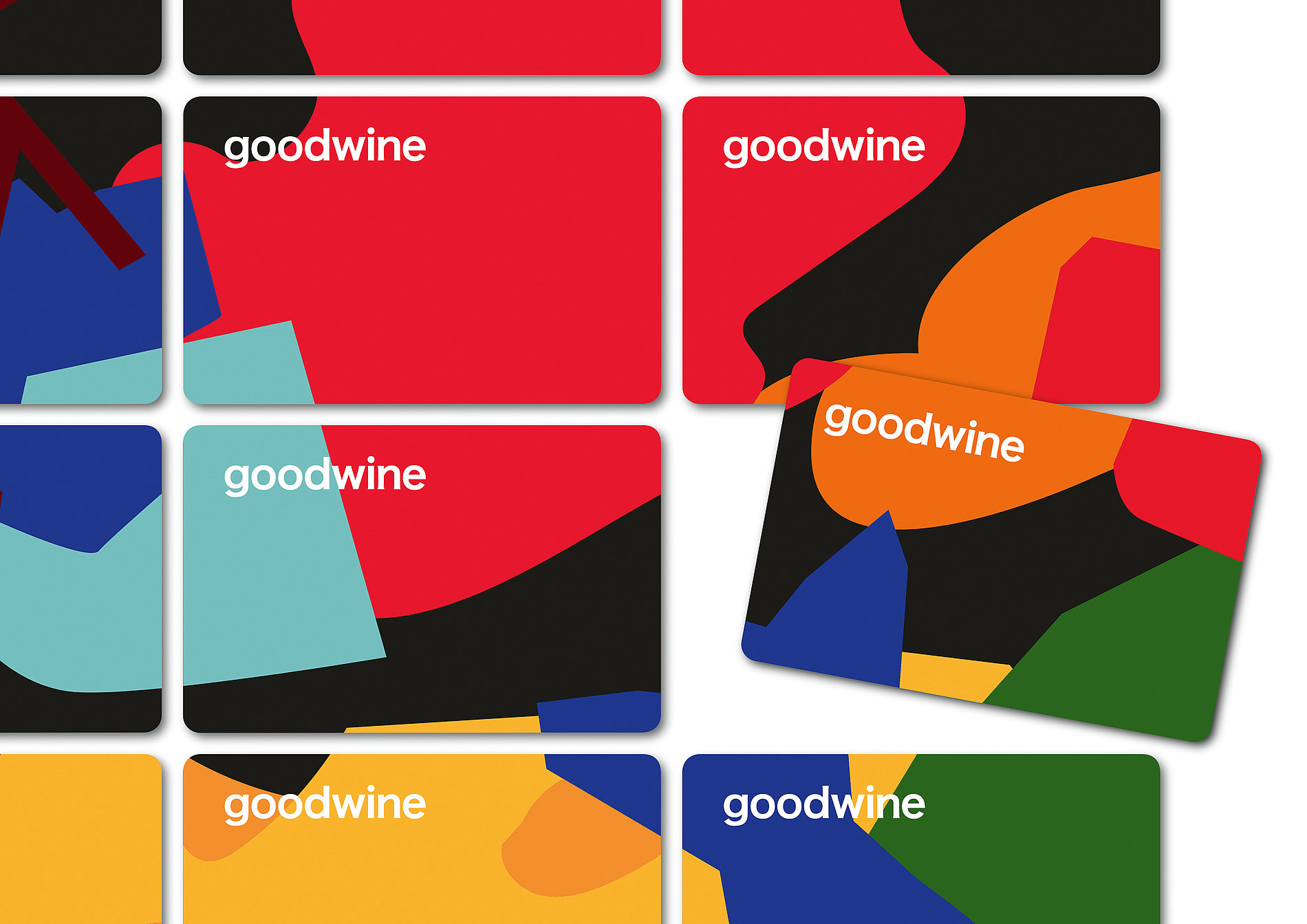 goodwine – New Loyalty Programme | Red Dot Design Award