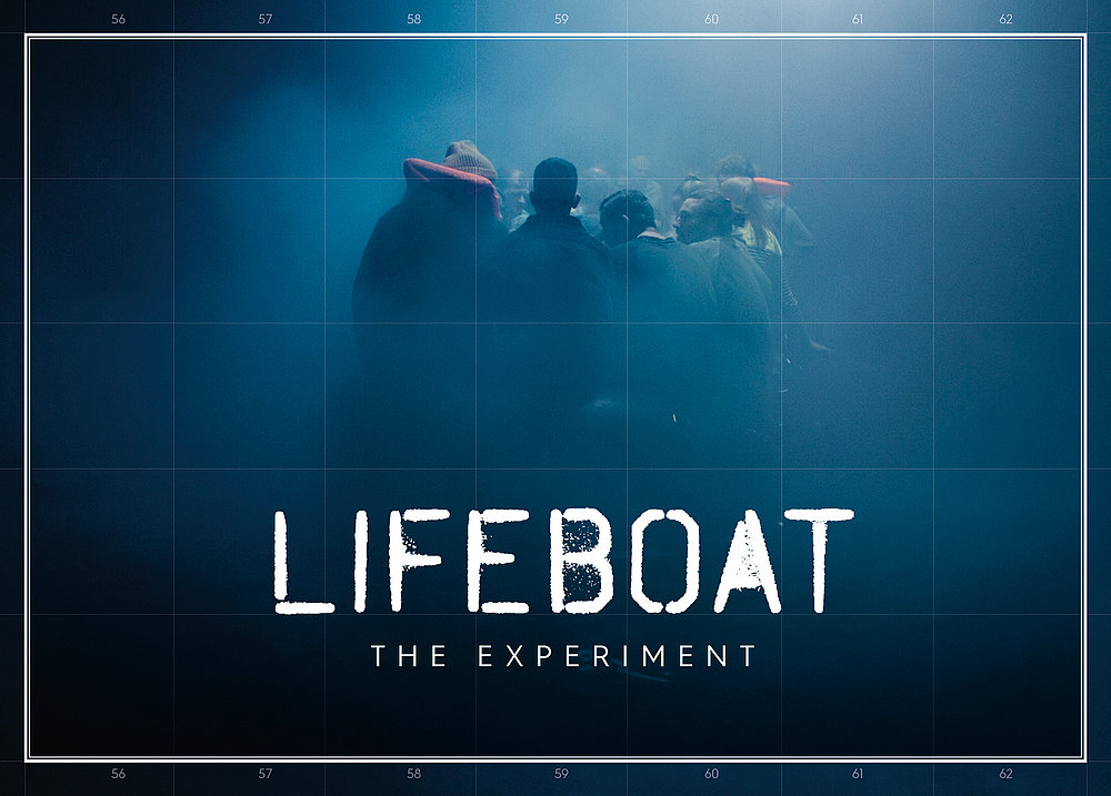 Lifeboat – The Experiment   Red Dot Design Award