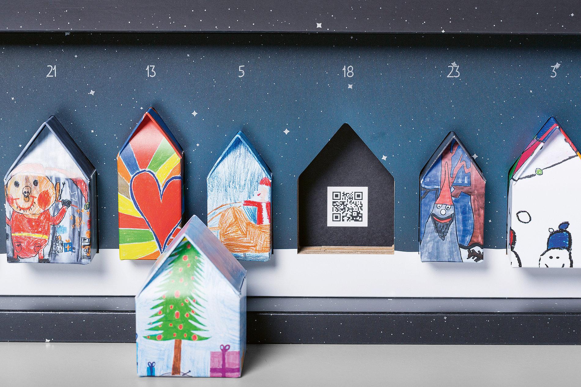 Advent Calendar 2016 – A Christmas Village | Red Dot Design Award