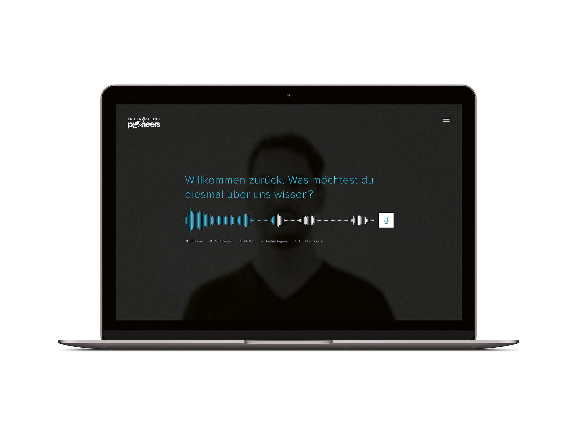 IP20 Recruiting Video Chatbot | Red Dot Design Award
