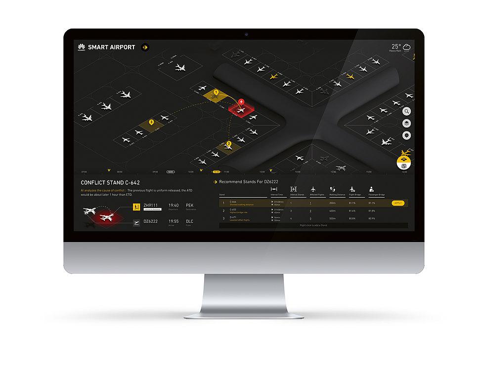 Huawei Smart Airport | Red Dot Design Award