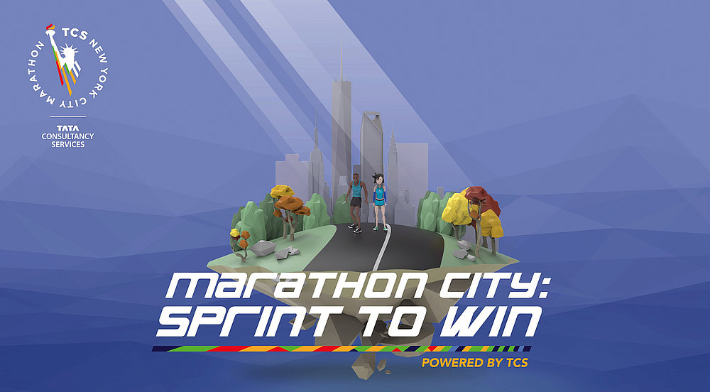 Marathon City – Sprint to Win | Red Dot Design Award
