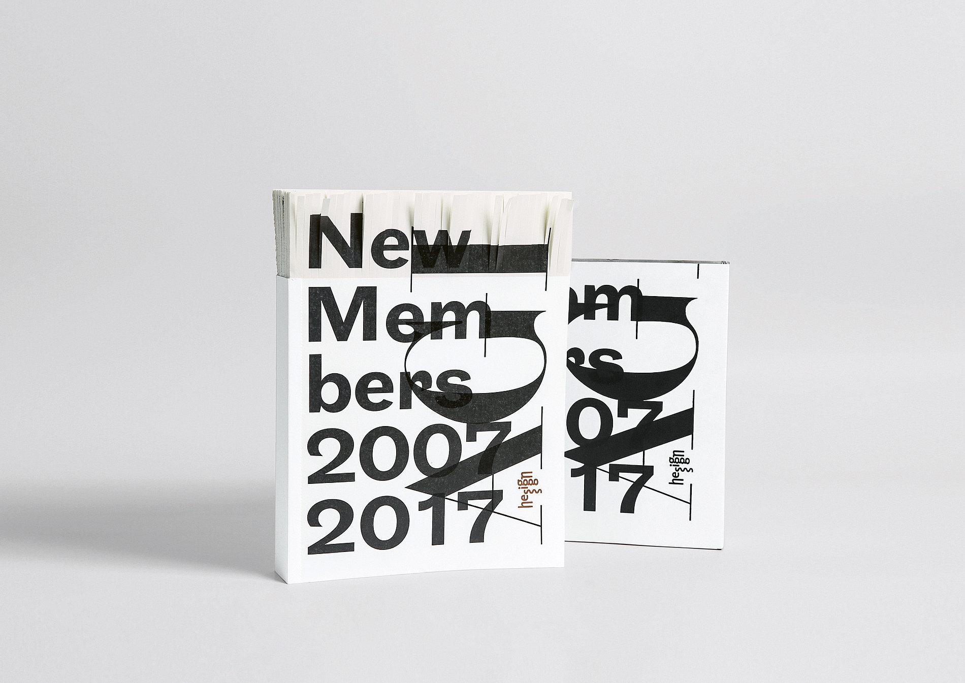 AGI New Members 2007–2017 | Red Dot Design Award