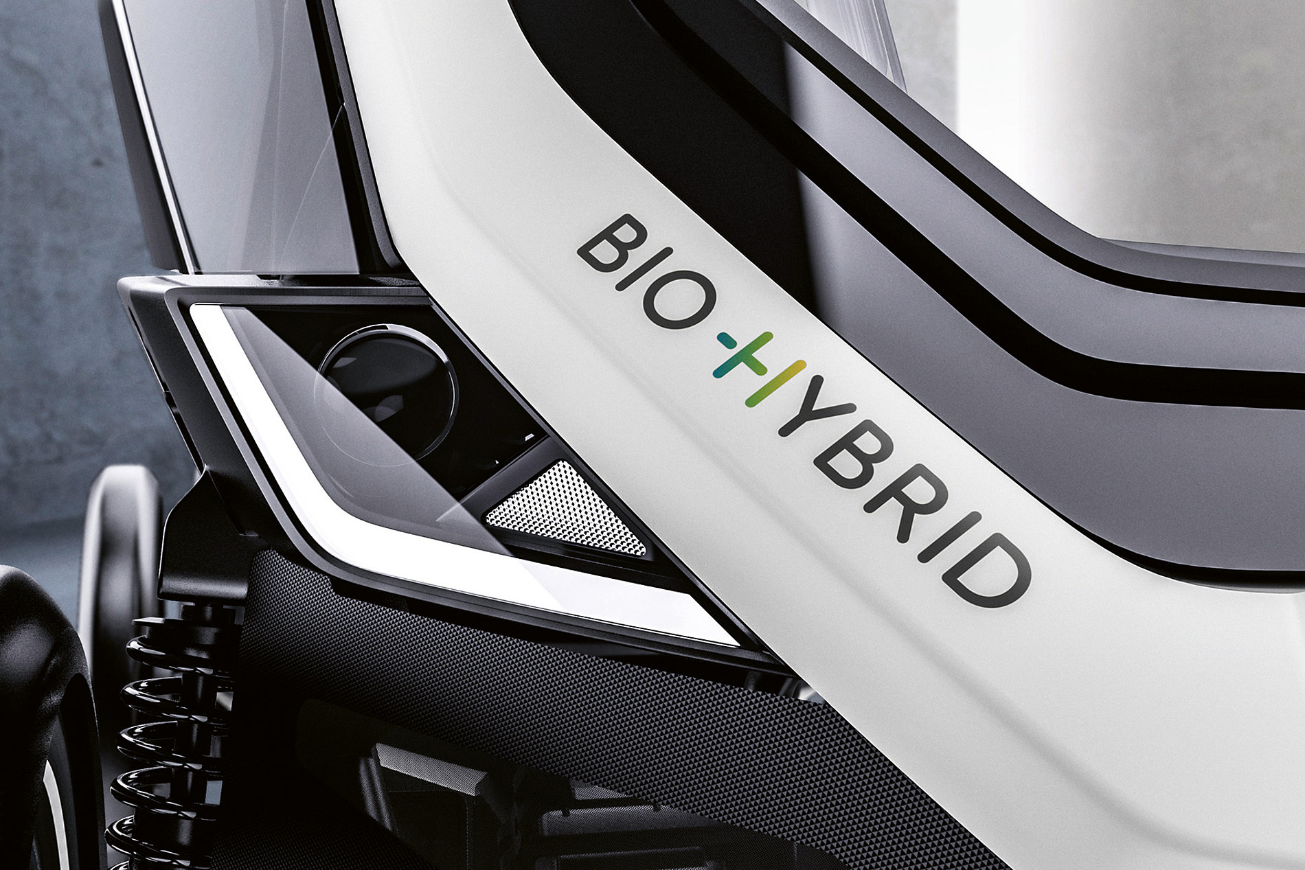 Bio-Hybrid | Red Dot Design Award
