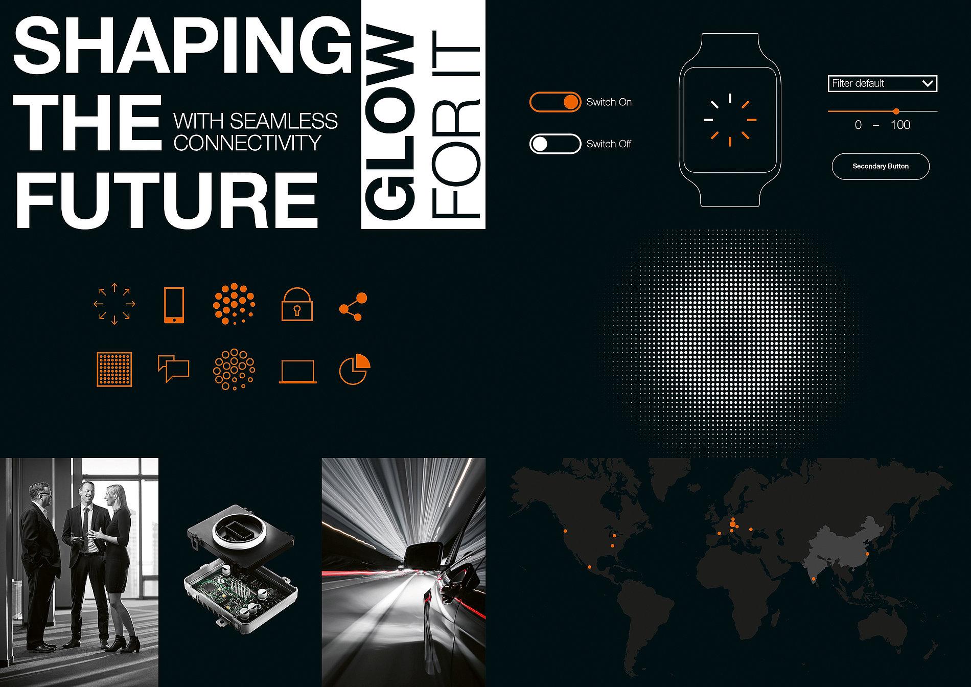 A Brilliant Joint Venture – OSRAM Continental | Red Dot Design Award