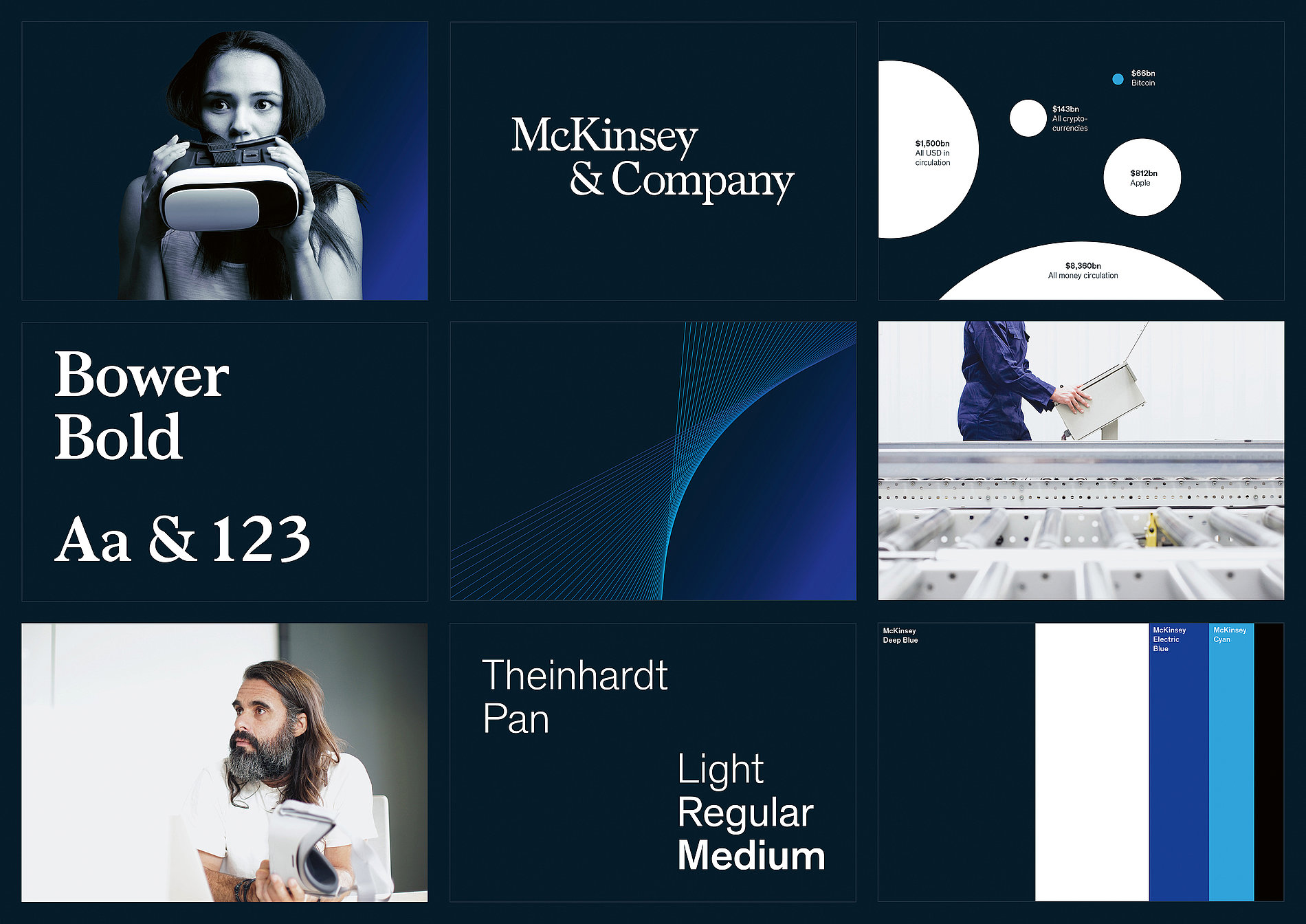 McKinsey & Company | Red Dot Design Award