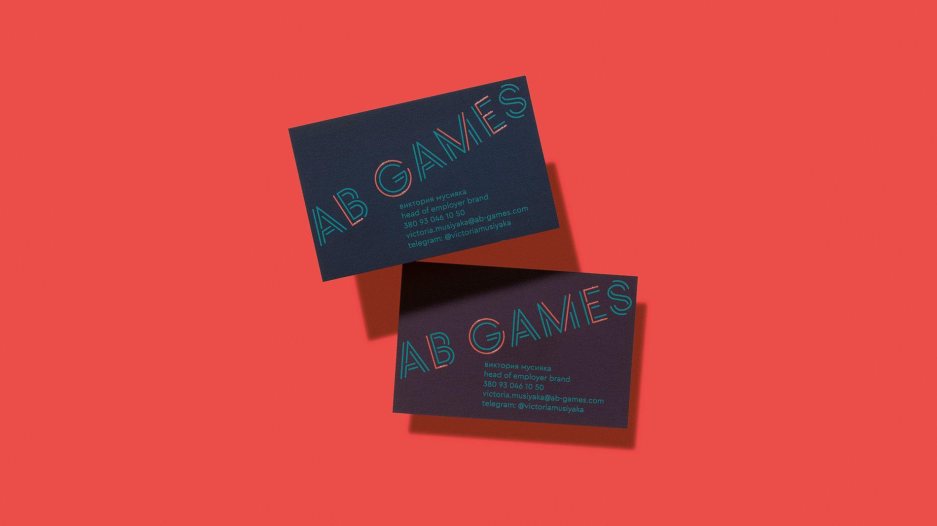 AB Games | Red Dot Design Award