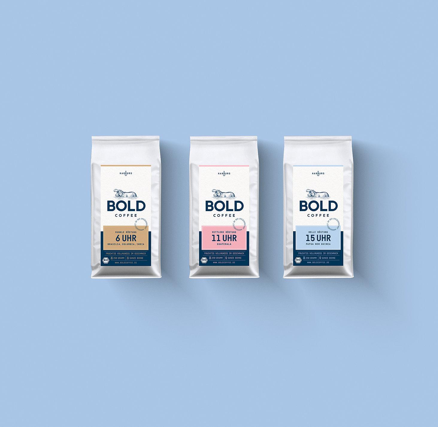 BOLD COFFEE | Red Dot Design Award