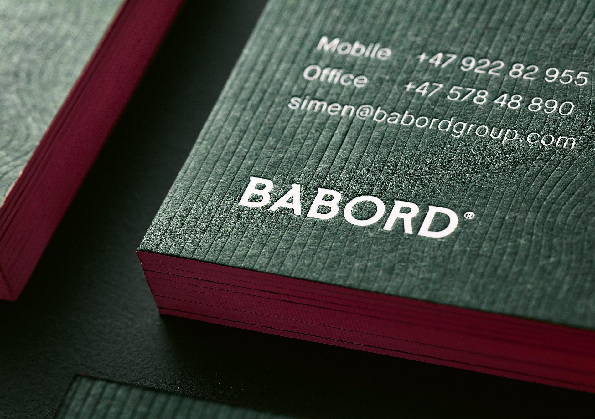Babord Group | Red Dot Design Award