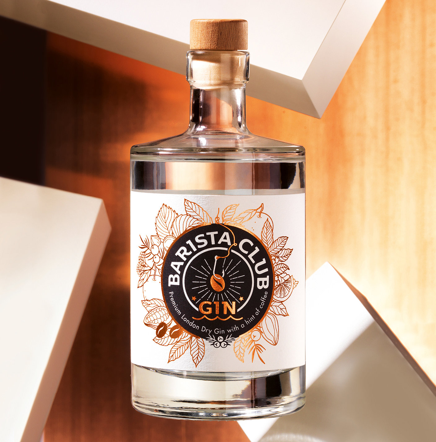 Barista Club Gin | Red Dot Design Award