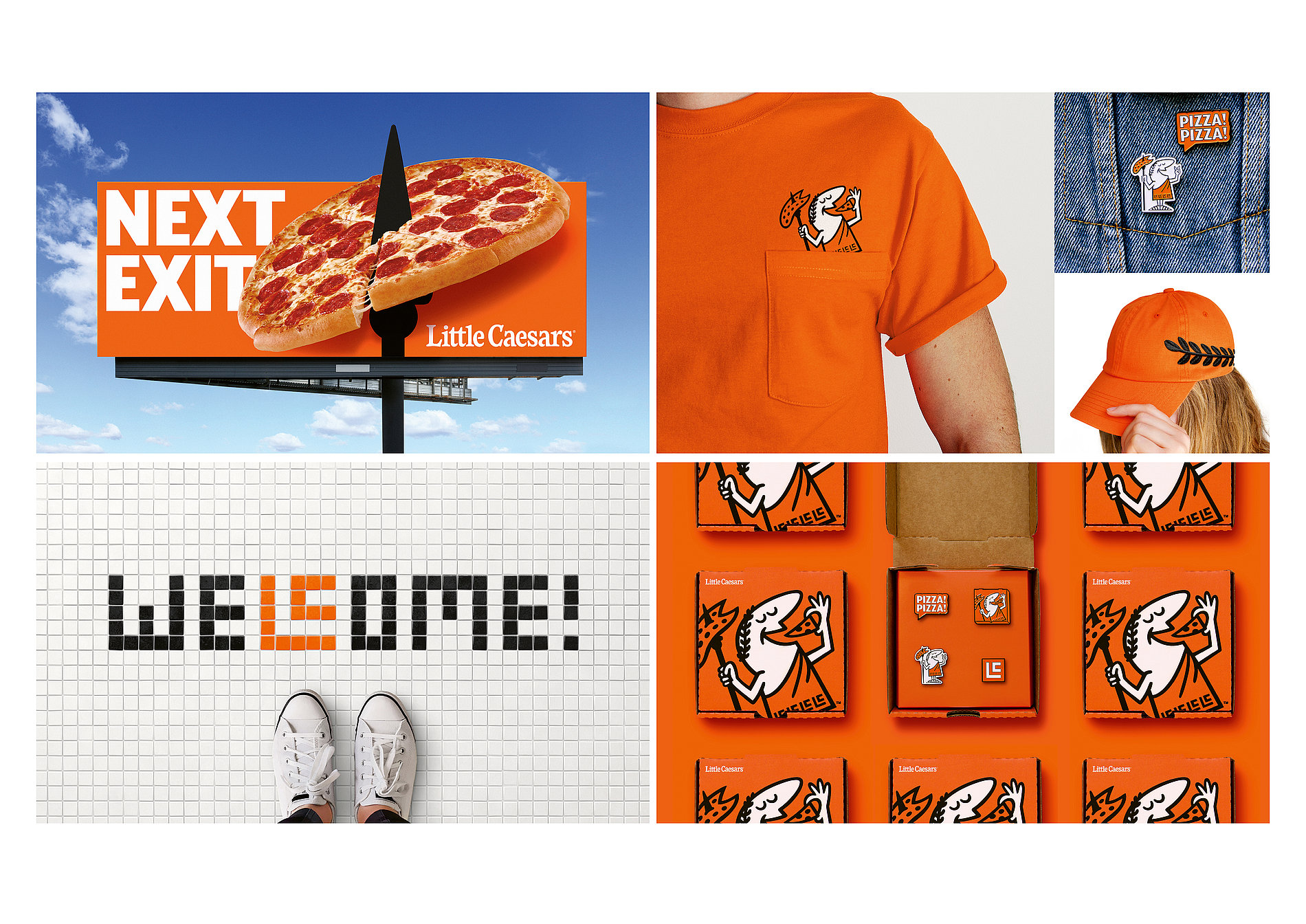 Little Caesars | Red Dot Design Award