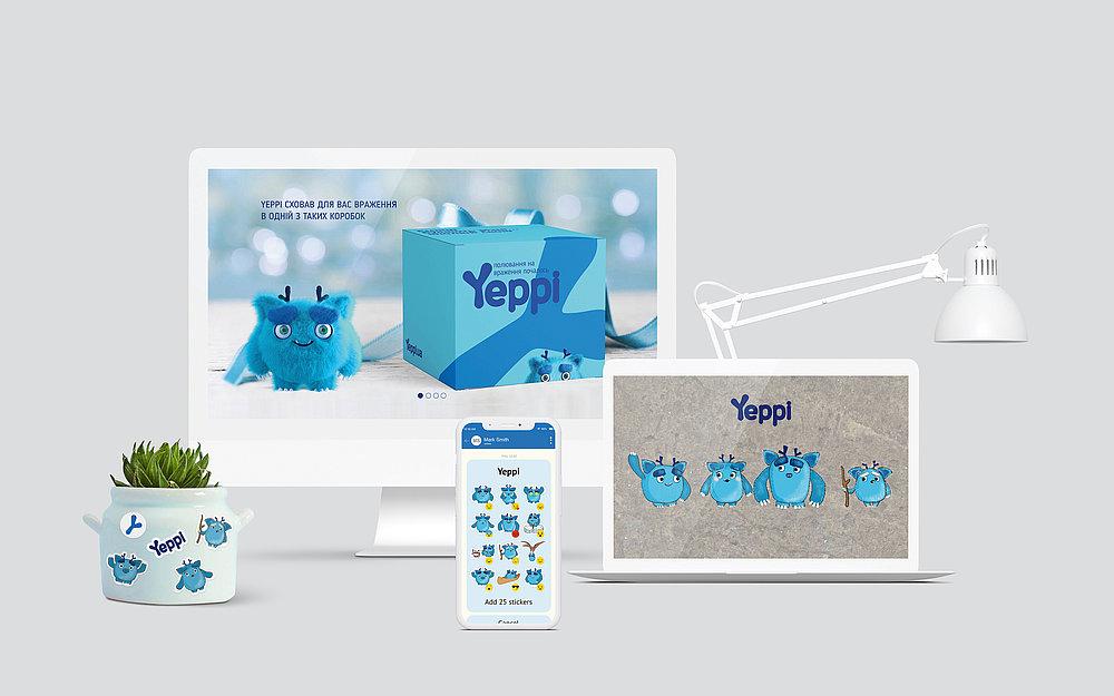 Yeppi | Red Dot Design Award