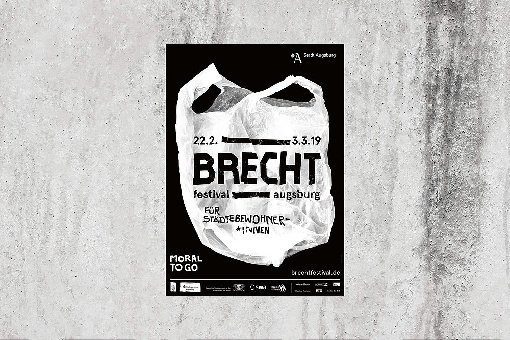 Brechtfestival Augsburg 2019 | Red Dot Design Award