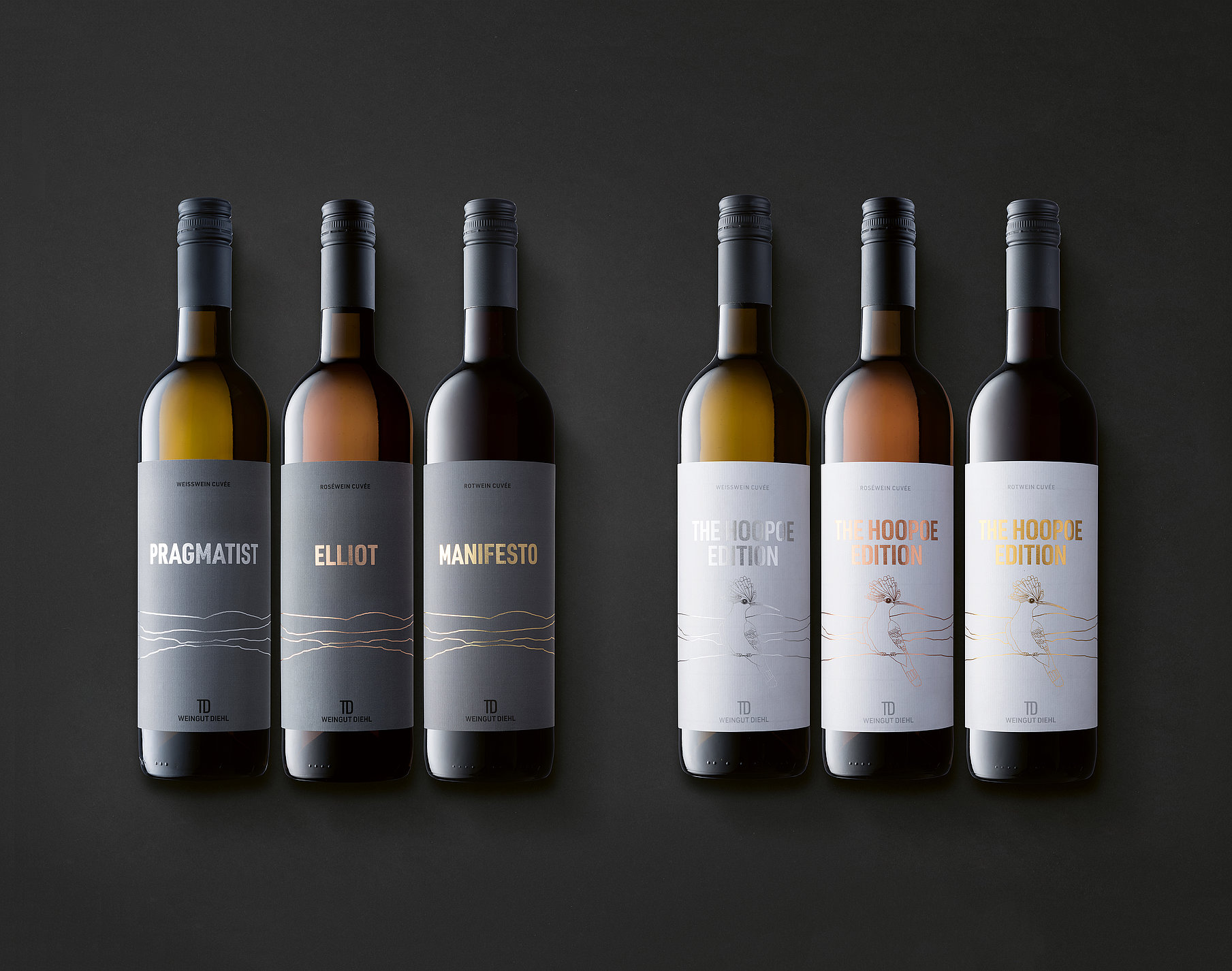 Diehl Winery | Red Dot Design Award