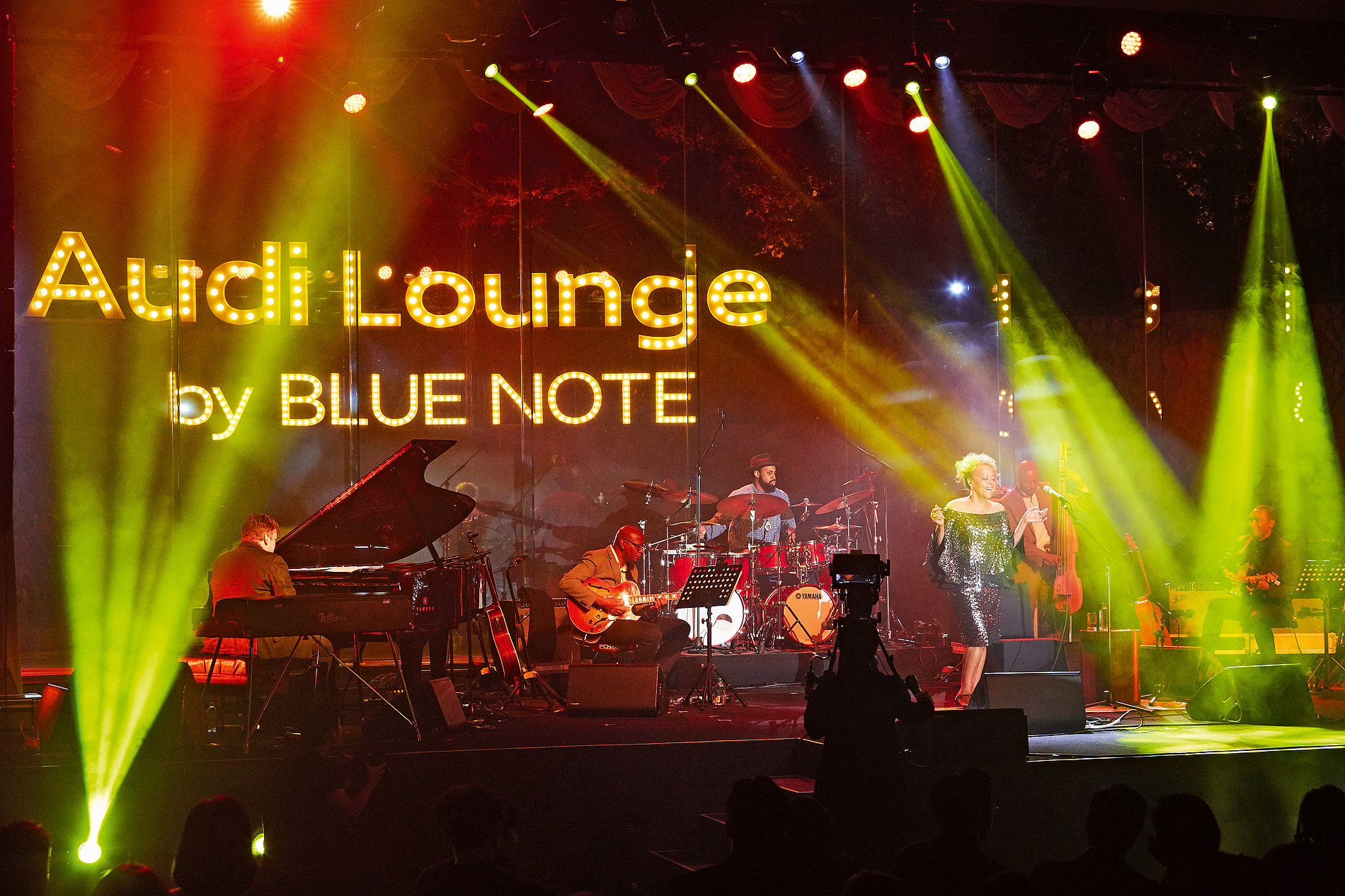 Audi Lounge by BLUE NOTE Vol.10 | Red Dot Design Award