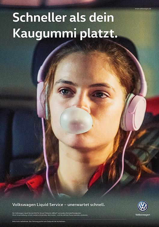 Volkswagen Liquid Service | Red Dot Design Award