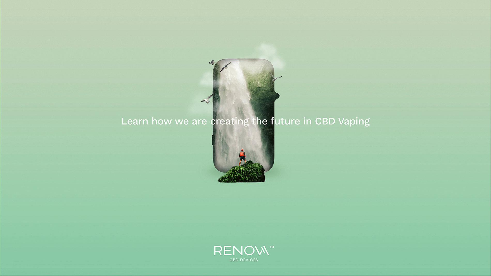 RENOVA CBD | Red Dot Design Award
