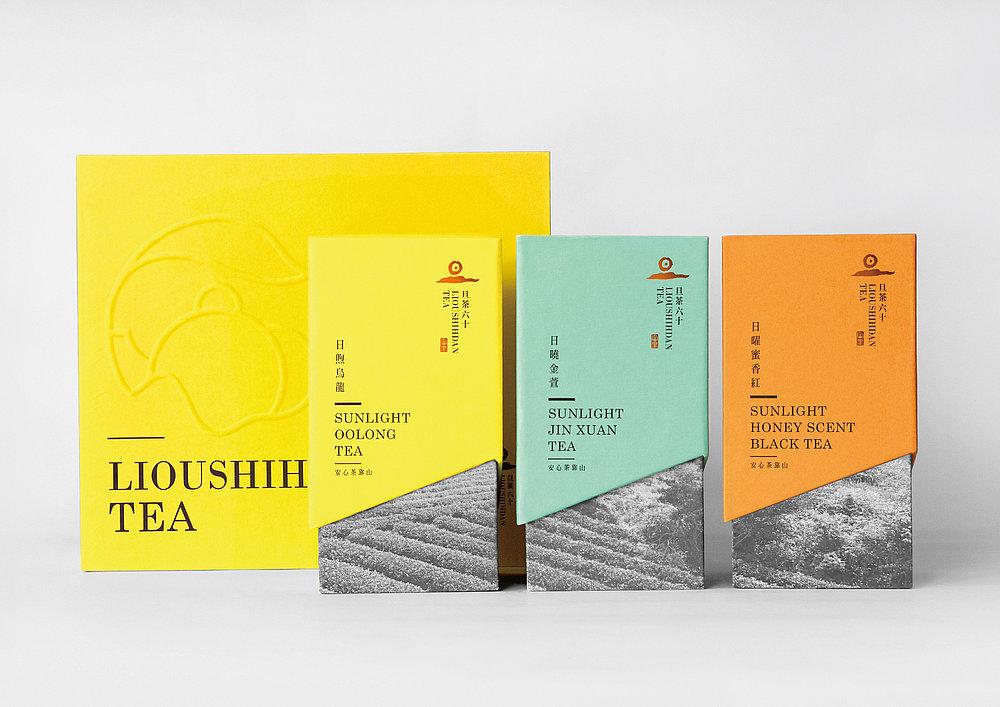 Lioushihdan Tea | Red Dot Design Award
