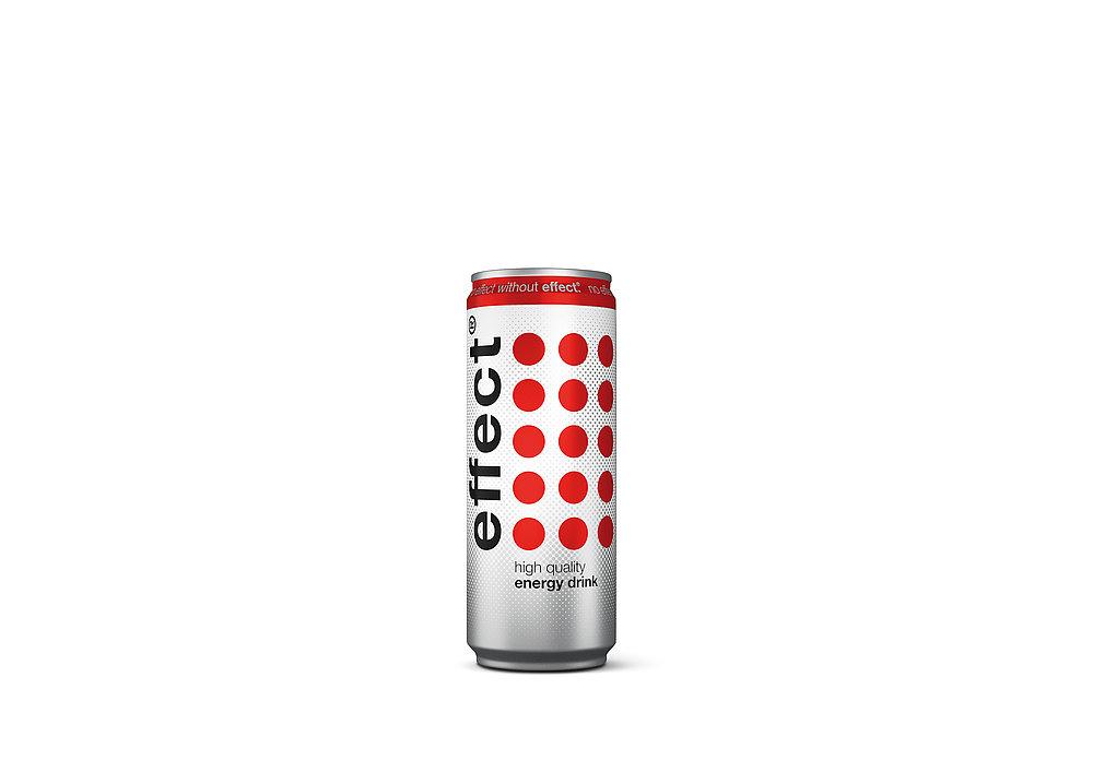effect® Energy Drink | Red Dot Design Award