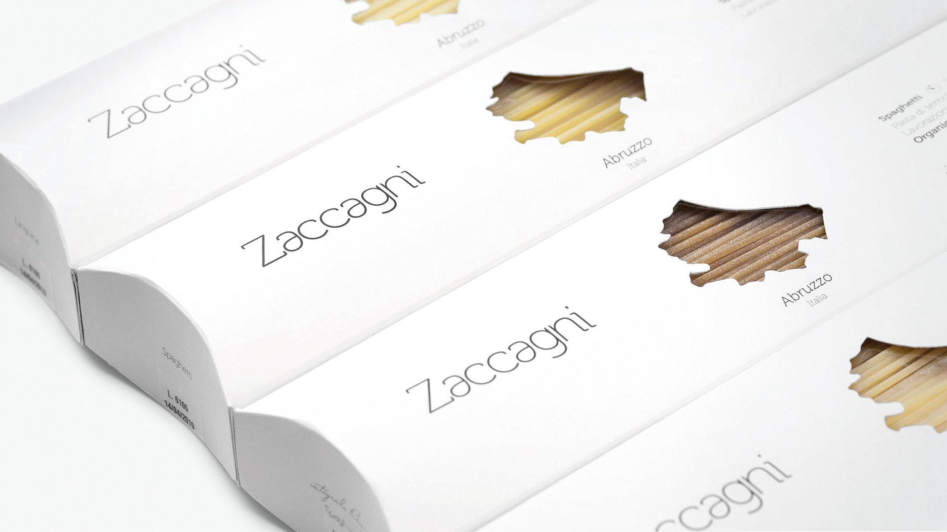 Pasta Zaccagni | Red Dot Design Award
