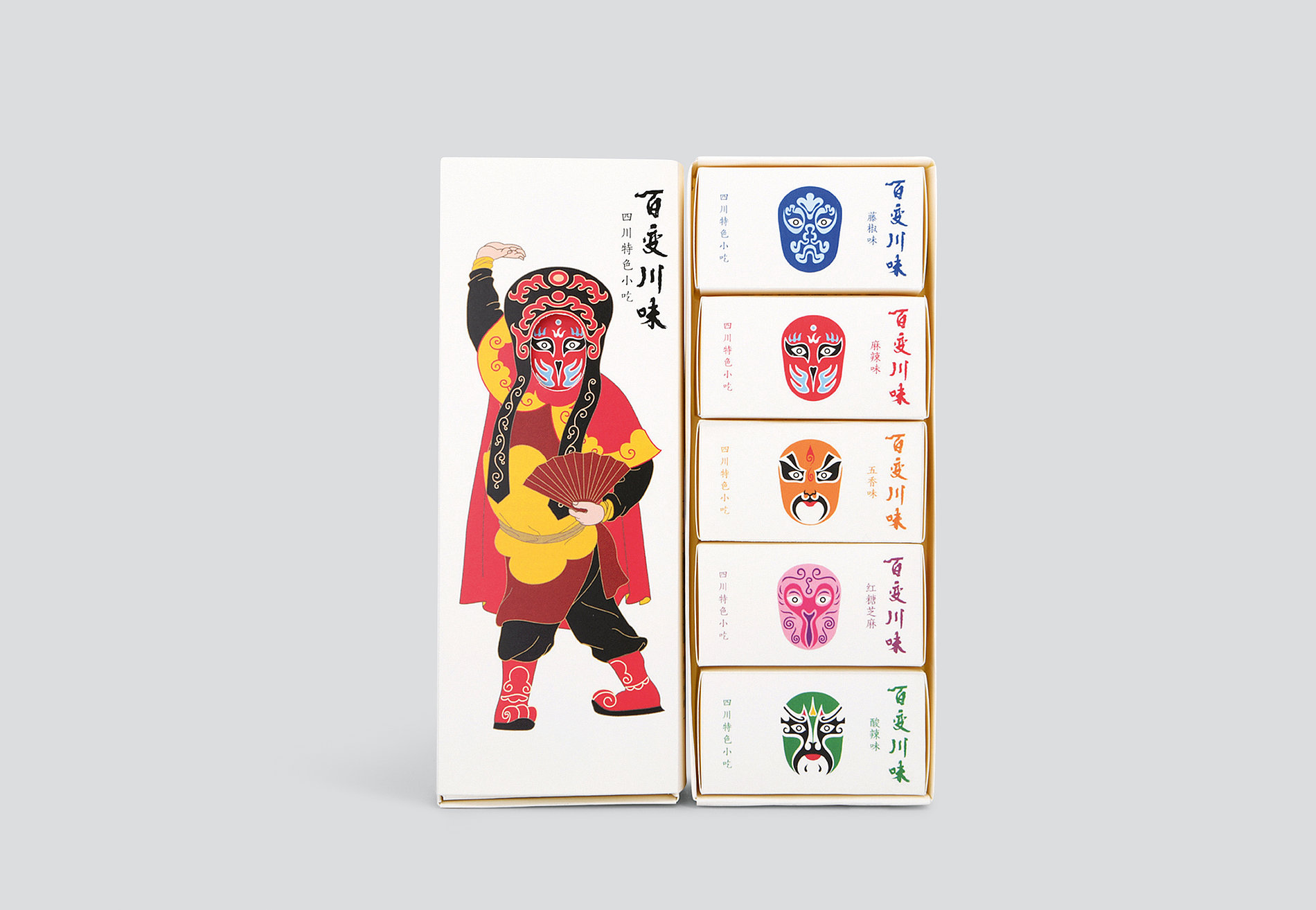 Sichuan Favor and Flavors | Red Dot Design Award