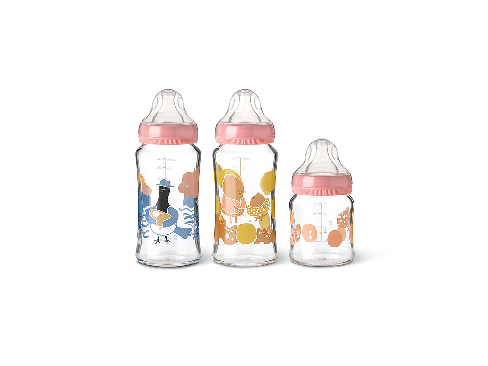 Baby Bottles | Red Dot Design Award